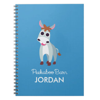 Shane the Donkey Notebook