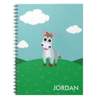 Shane the Donkey Notebooks