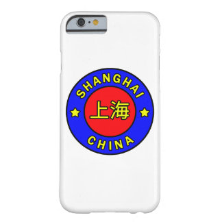 Shanghai China phone case