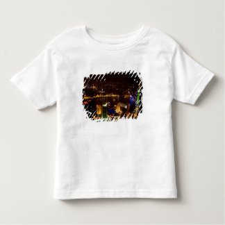 Shanghai China wonderful skyline with modern Toddler T-Shirt