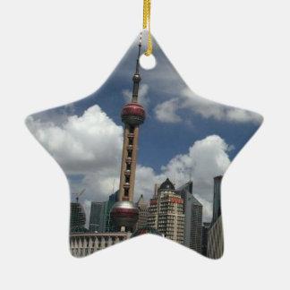 SHANGHAI CHRISTMAS ORNAMENT