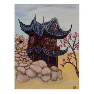 Shanghai House Postcard