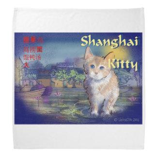 Shanghai Kitty Kerchiefs