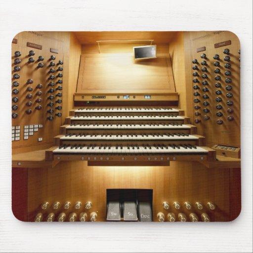 Shanghai organ mousepad
