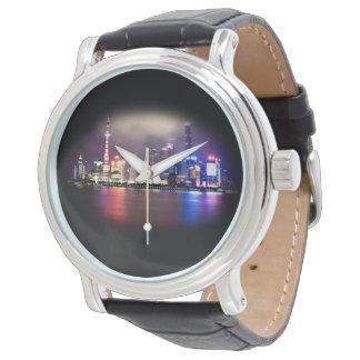 Shanghai Skyline watch