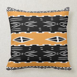 Shango Tribal Pillow