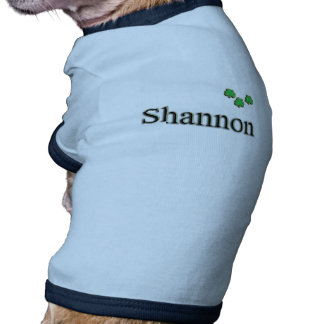 Shannon Irish Dog Tee Shirt