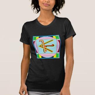 Shanti i.e. Peace: Karuna Reiki Healing Symbol T-Shirt