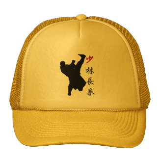 Shao Lin Long Fist Boxing Hat