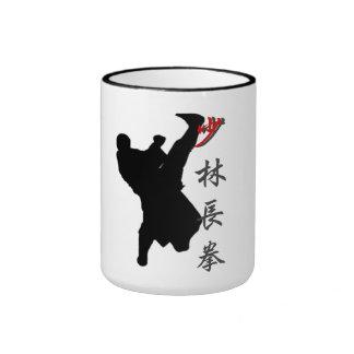 Shao Lin Long Fist Boxing Mug