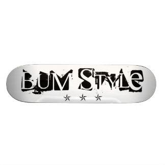 Shape Bum Style Star Skateboard