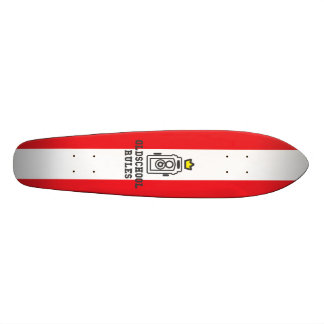 Shape Old School 21.3 Cm Mini Skateboard Deck