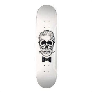 Shape Skull Design Skateboards