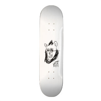 shape VOMITTIMOV - PIG 21.6 Cm Skateboard Deck