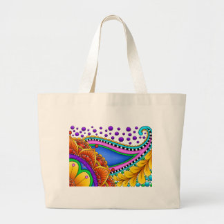 Shape Your History Large Tote Bag