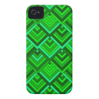 shaped memory of the 60s green iPhone 4 case