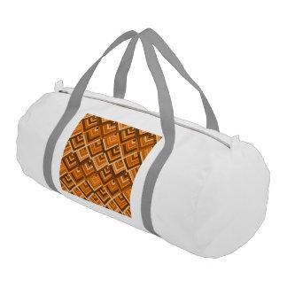 shaped memory of the 60s terra gym duffel bag