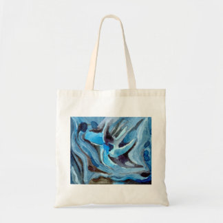 Shapes of Ice Bug Tote Bag