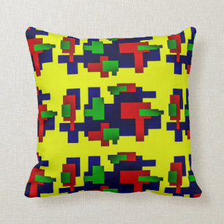 Shapes on a cushion