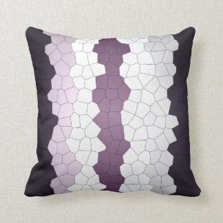 "SHAPES Polyester Throw Pillow, 16"" x 16"" Throw Pillow"