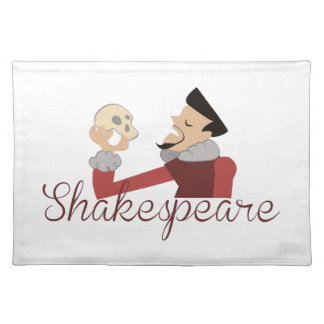 Shapespeare Placemat
