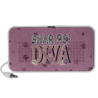 Shar Pei DIVA Portable Speakers
