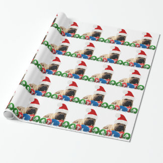 "Shar Pei Glossy Wrapping Paper, 30"" x 6' Wrapping Paper"