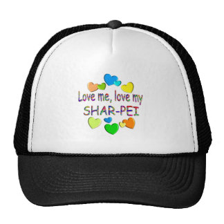 SHAR-PEI TRUCKER HAT