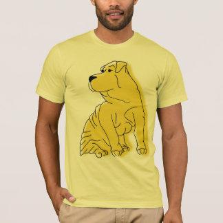 Shar-Pei in Colour T-Shirt