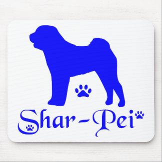 SHAR PEI MOUSE PAD