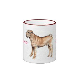 Shar Pei Coffee Mugs