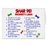 SHAR PEI Property Laws 2