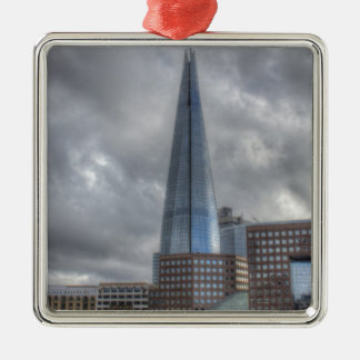 Shard HDR.jpg Christmas Ornament