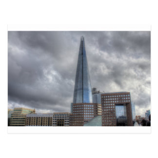 Shard HDR.jpg Postcard