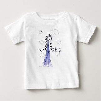 ShardArt 4 by Tony Fernandes Baby T-Shirt