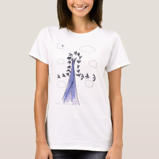 ShardArt 4 by Tony Fernandes T-Shirt
