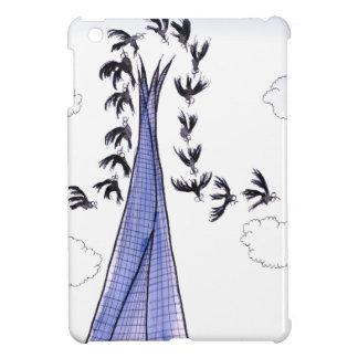 ShardArt Blue Skies by Tony Fernandes iPad Mini Cases