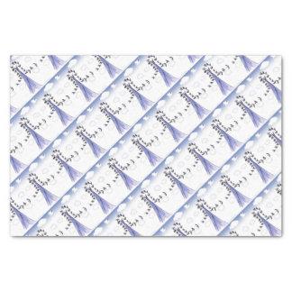 ShardArt Blue Skies by Tony Fernandes Tissue Paper