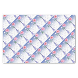 ShardArt Flower Power by Tony Fernandes Tissue Paper