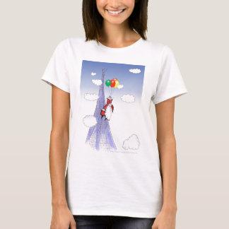 ShardArt Happy Christmas by Tony Fernandes T-Shirt