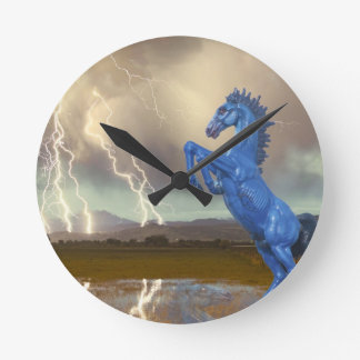 Share Favorite DIA Mustang Bronco Lightning Stor Clocks