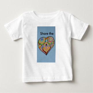 Share Love Baby T-Shirt