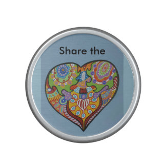 Share Love Bluetooth Speaker