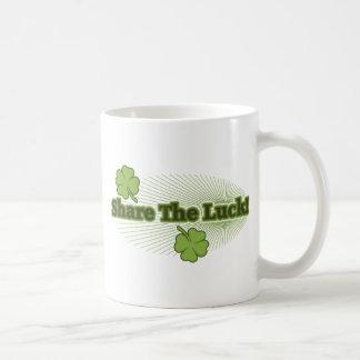 Share The Luck! Mug