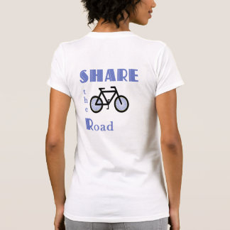 Share the Road Cycling T-Shirt