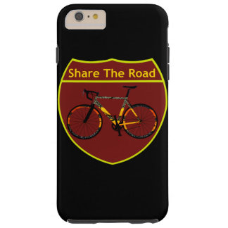 Share The Road Tough iPhone 6 Plus Case