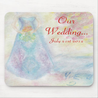 Share This Special Day Wedding Mouse Pads