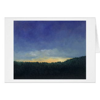 Shared Sunset - Note Card