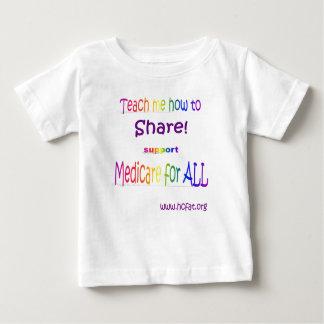 Sharing is Caring Tee Shirts