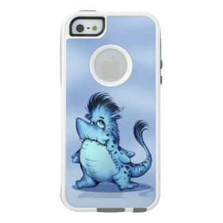 SHARK ALIEN MONSTER CARTOON Apple iPhone SE/5/ CSW